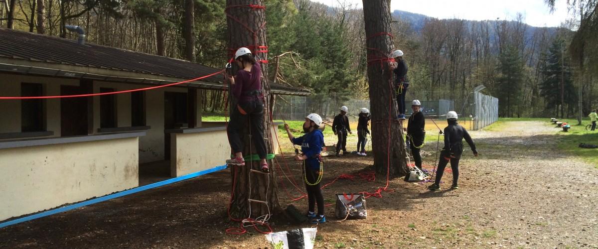 Construisez votre propre parc-aventure en Haute Savoie