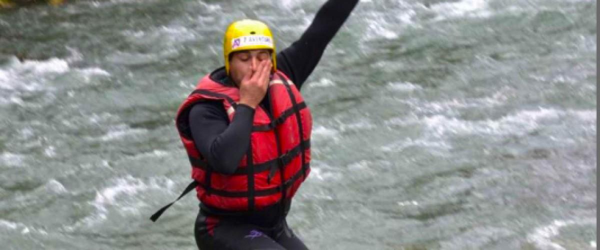 Canyoning à Morzine en Haute Savoie