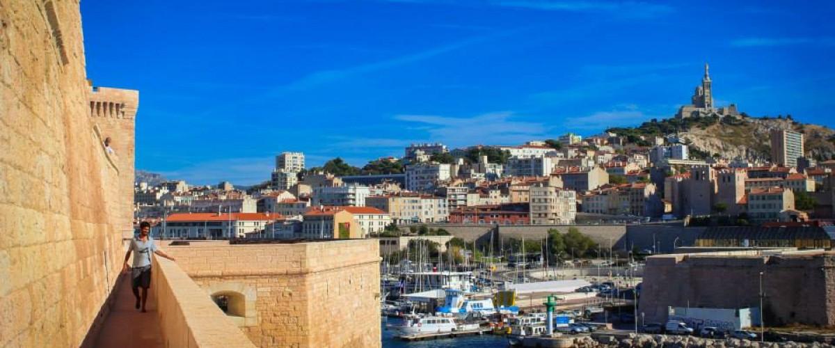Visite guidée de Marseille et découverte du patrimoine