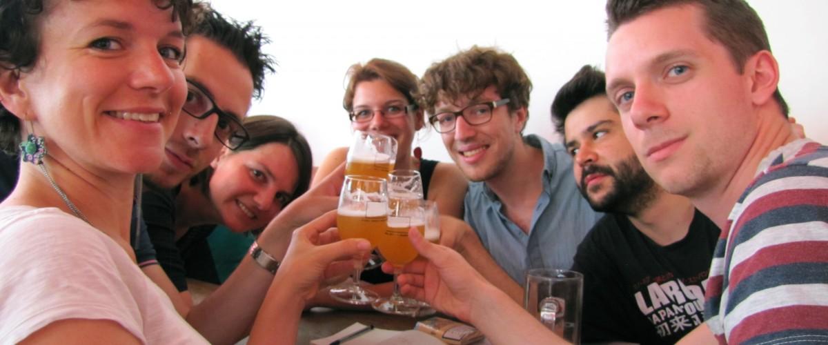 Jeu de piste autour de la bière au cœur de Paris