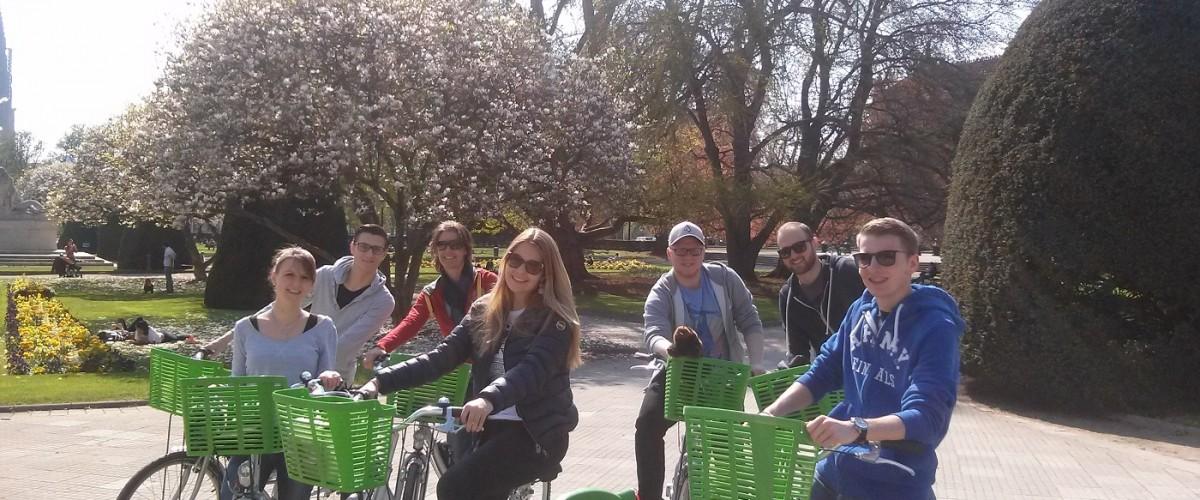 Visite guidée de Strasbourg en vélo