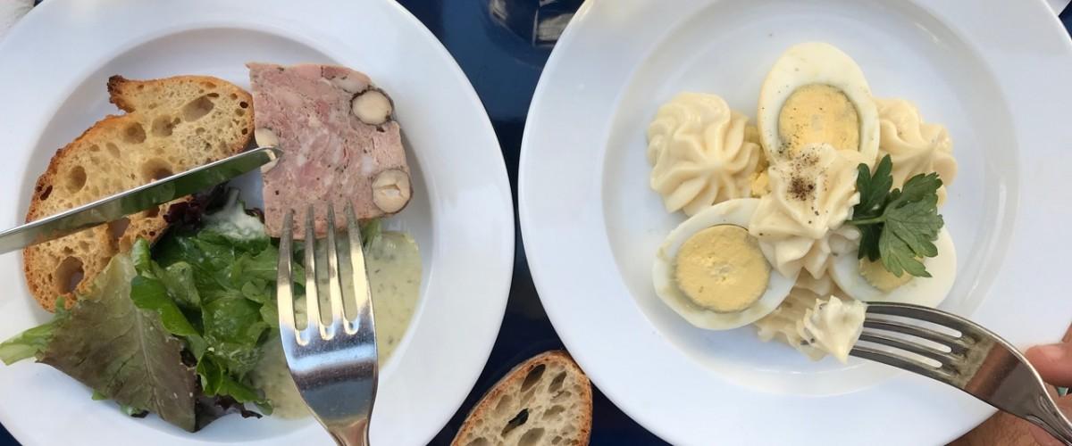 Balade gourmande des cuisines du monde dans Strasbourg St Denis, Paris