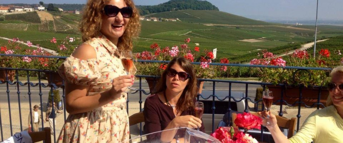 Découverte d'un vignoble et dégustation de Champagne