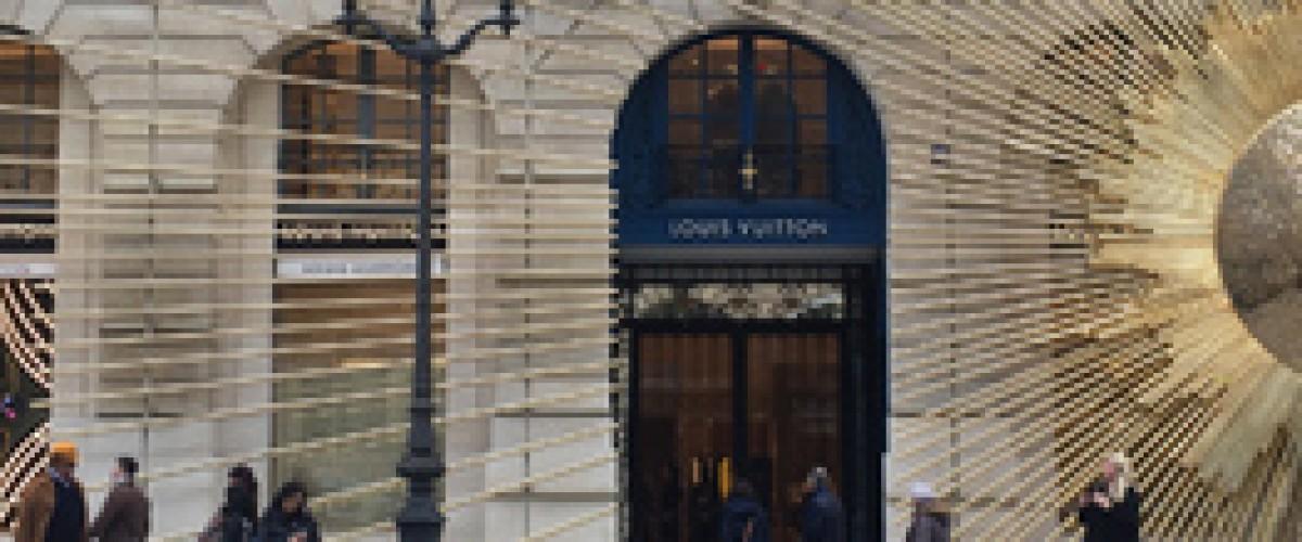 Balade à travers la mode à Paris