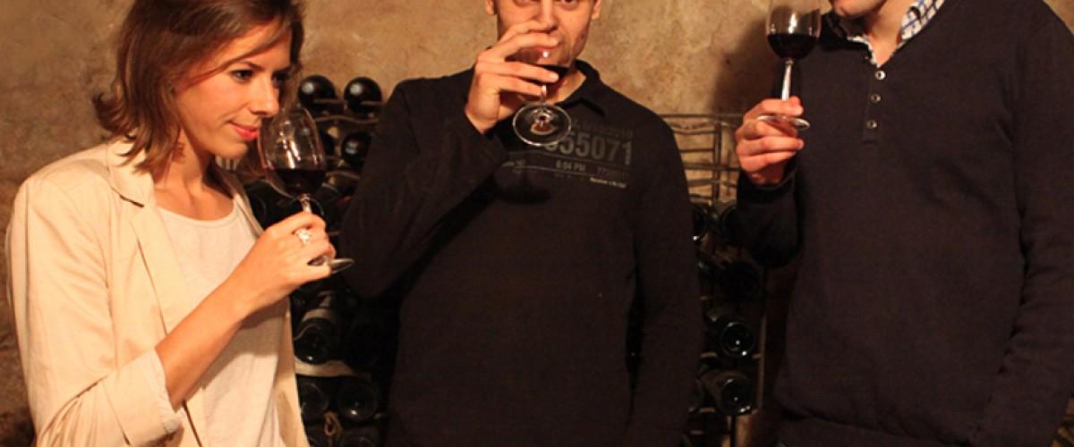 Jeu de piste dans un Château viticole près de Bordeaux
