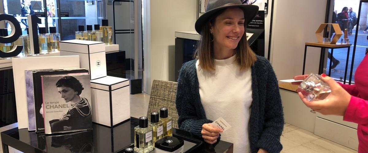 A la découverte de parfums de luxe à Nice