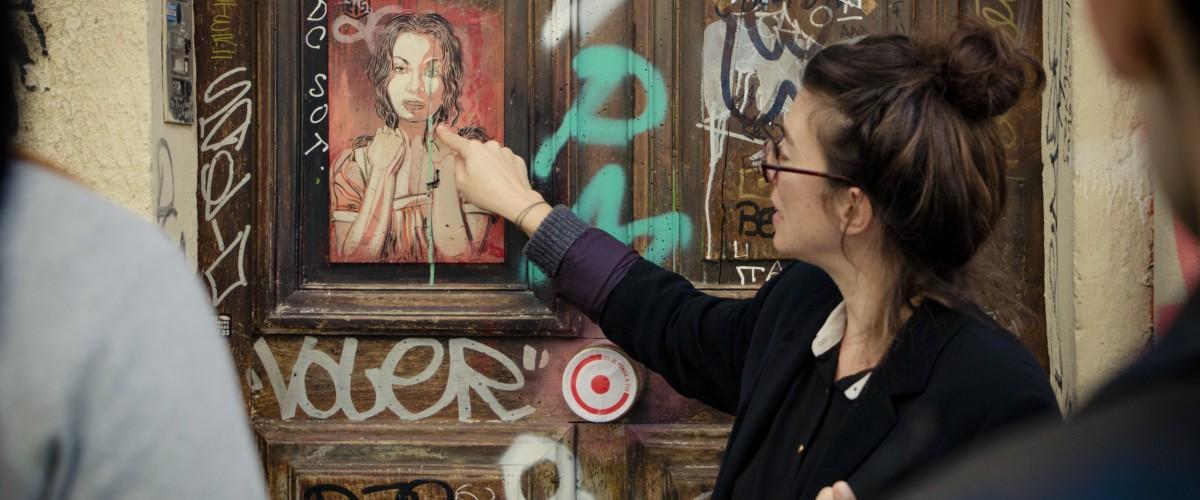 Marseille et l'art : découverte du Street Art au Cours Julien