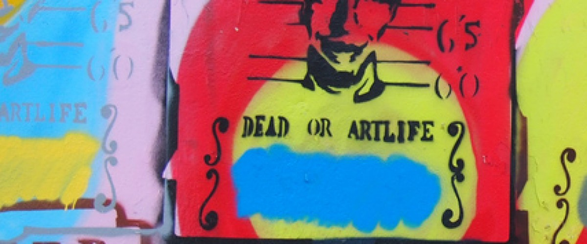 Balade « street art » autour de la Butte aux cailles
