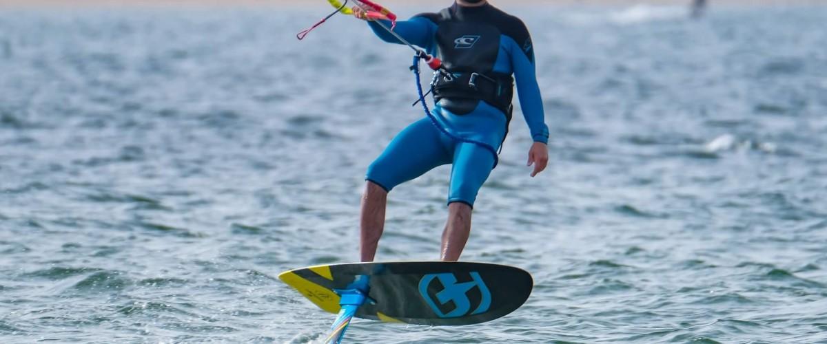 Initiation au kitesurf à Cabourg