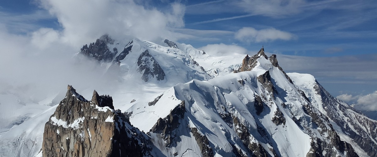Mythique Aiguille du Midi - 1/2 Journée