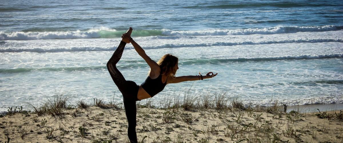Cours de Yoga Nature sur la Côte Landaise