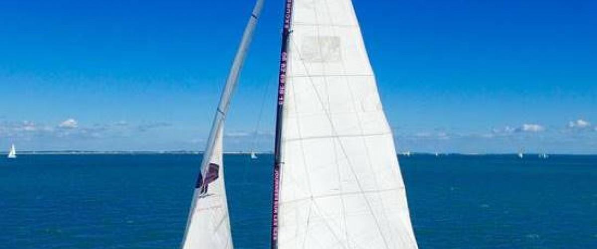 Journée en catamaran à la découverte de l'île de Houat