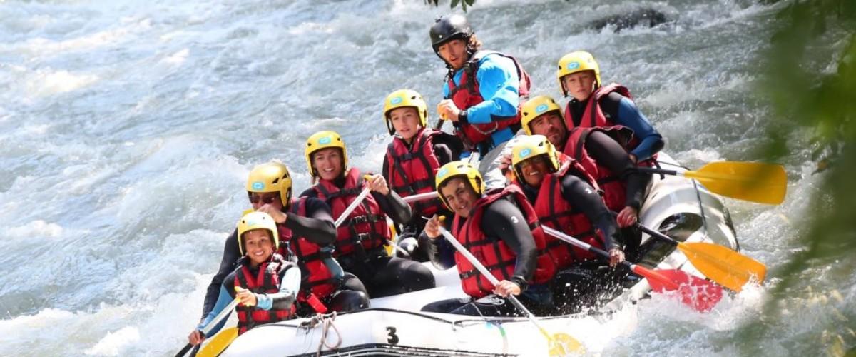 Rafting Intégrale de l'Isère