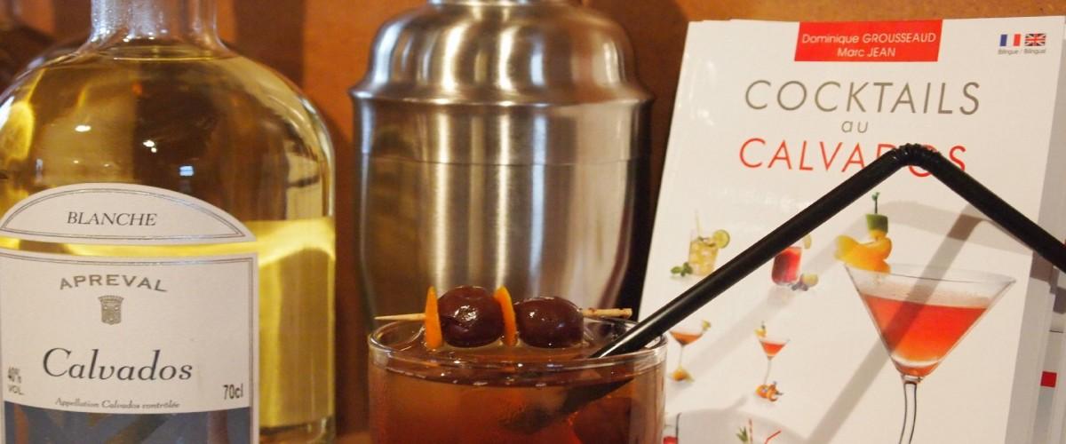 Atelier de création de cocktail dans le Calvados