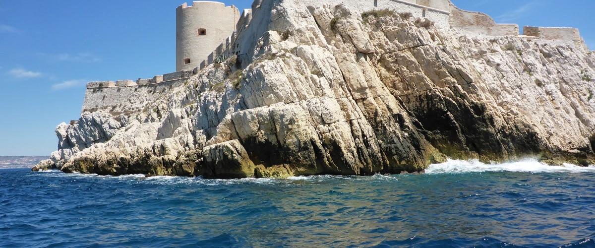 A la découverte du Château d'If et des îles du Frioul