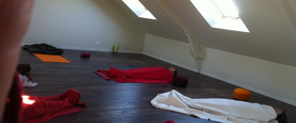Cours de méditation à Vannes, en Bretagne