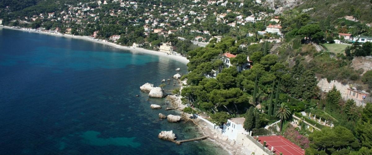 Excursion privée en min-van entre Monaco, Eze et la Turbie