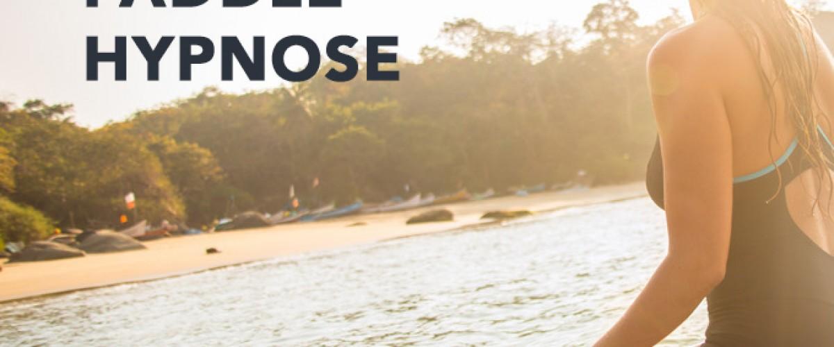 Cours de stand-up paddle hypnose à Soustons