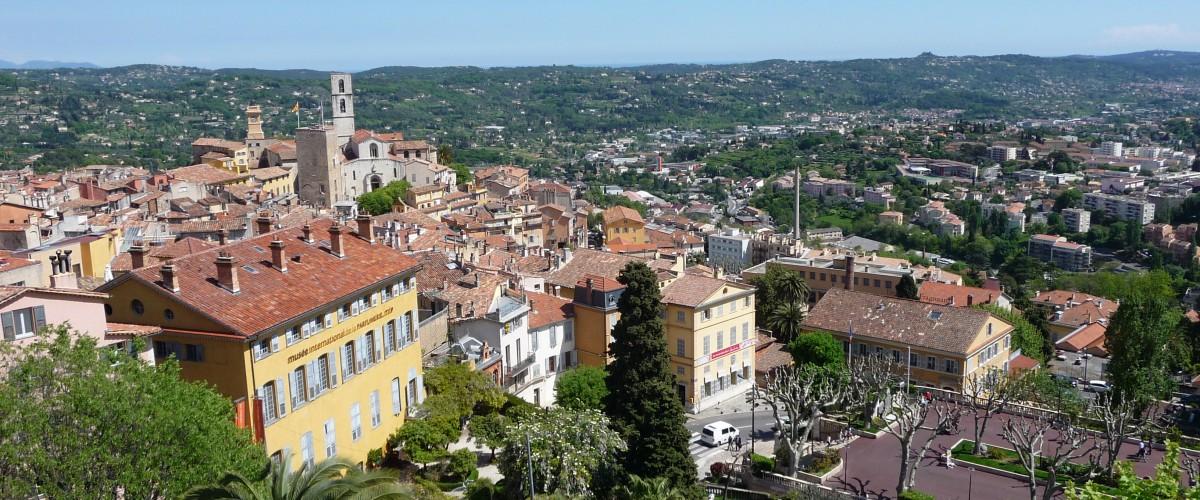 Excursion en mini-van autour du Parfum en Pays de Grasse