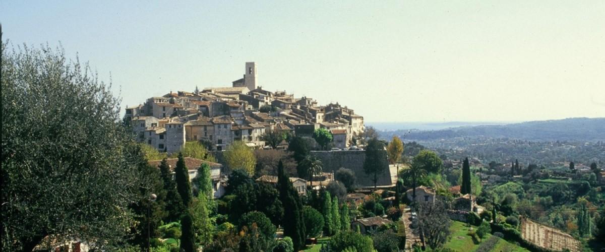 Visite de la French Riviera en mini-van privé