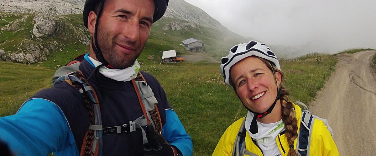 Sortie en VTT électrique dans les Alpes Maritimes