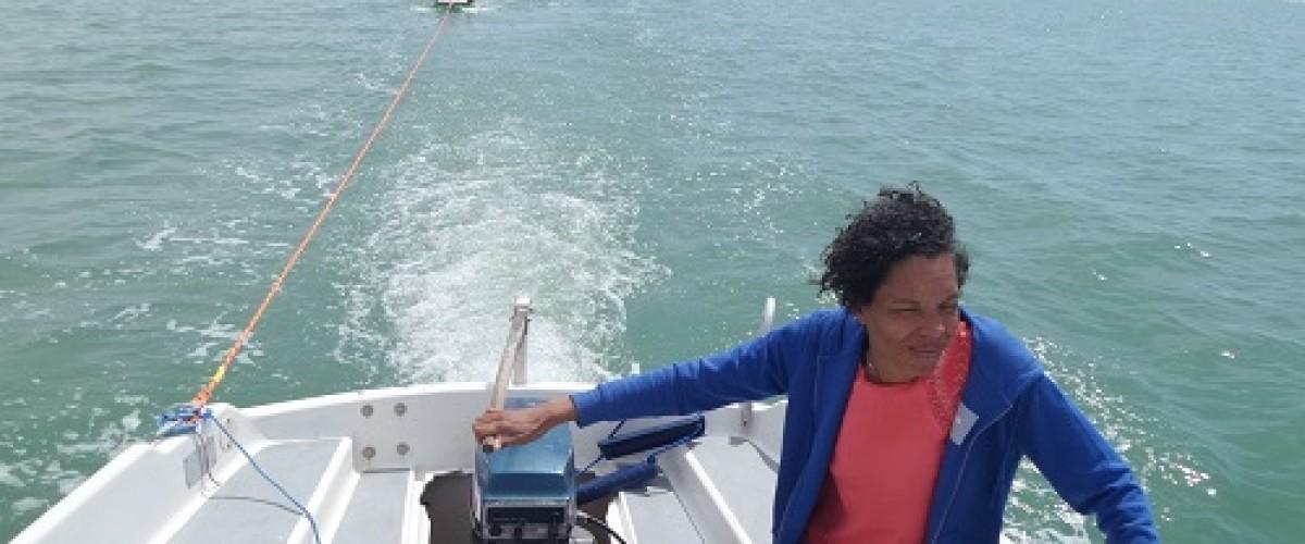 Balade en mer à la Rochelle