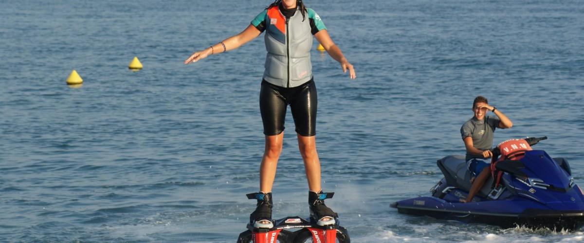 Vol en Flyboard + 1h de Paddle