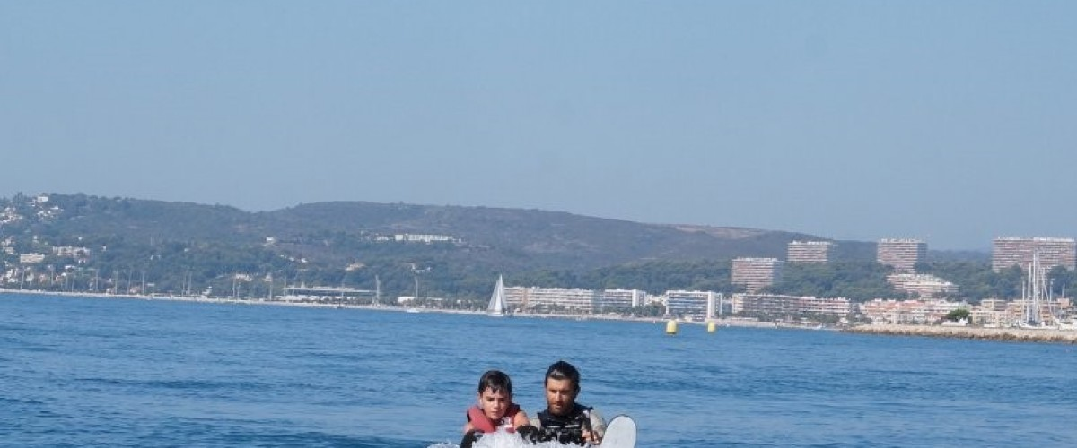 Cours de jet ski à Saint-Laurent-du-Var