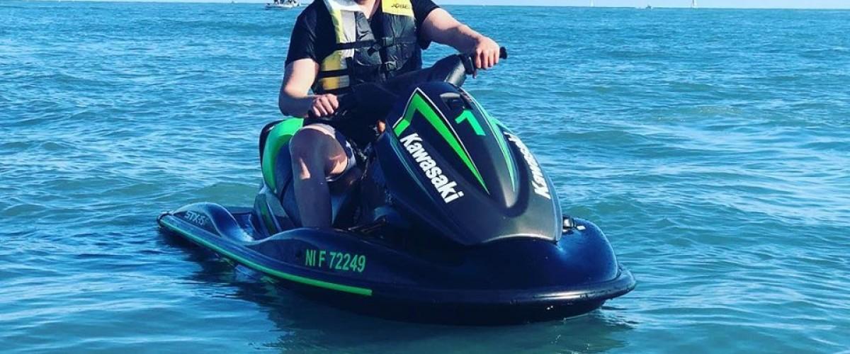 Initiation Jet ski + 1H de Paddle