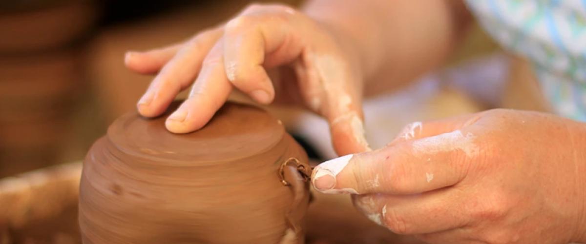 Stage et atelier de poterie à Amboise
