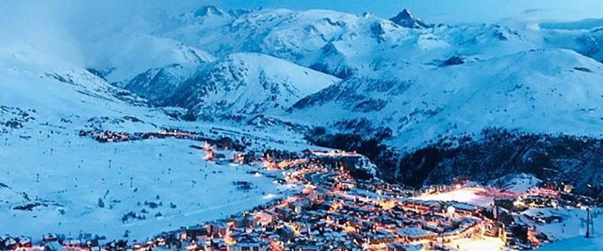 Initiation motoneige à l'Alpe d'Huez