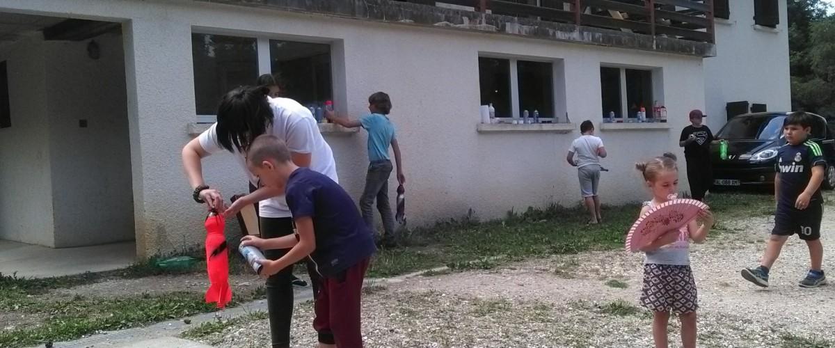 Atelier fusées hydro-pneumatiques au col du Chioula