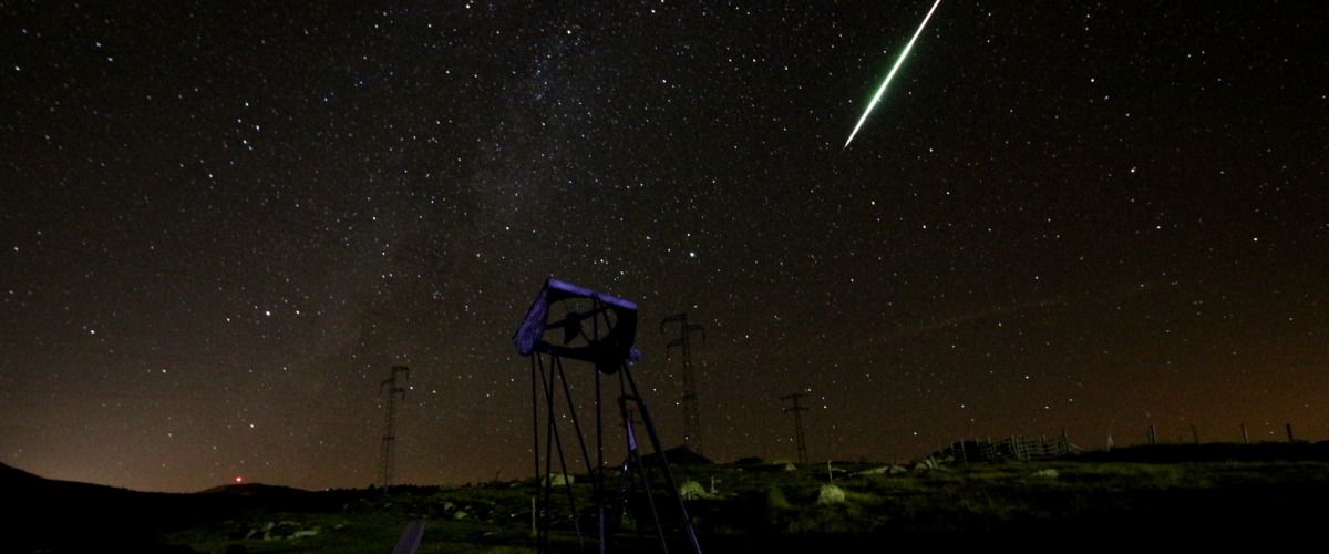 Soirée découverte de l'Univers au col du Chioula