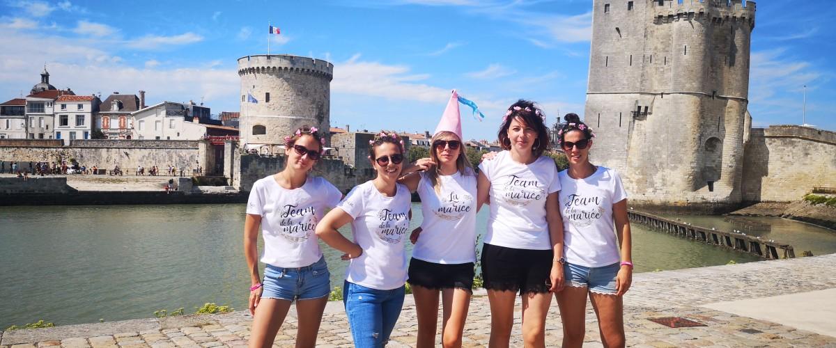 Escape Game en Extérieur à La Rochelle