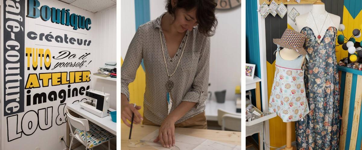 Atelier découverte couture pour adultes sur Thonon les bains