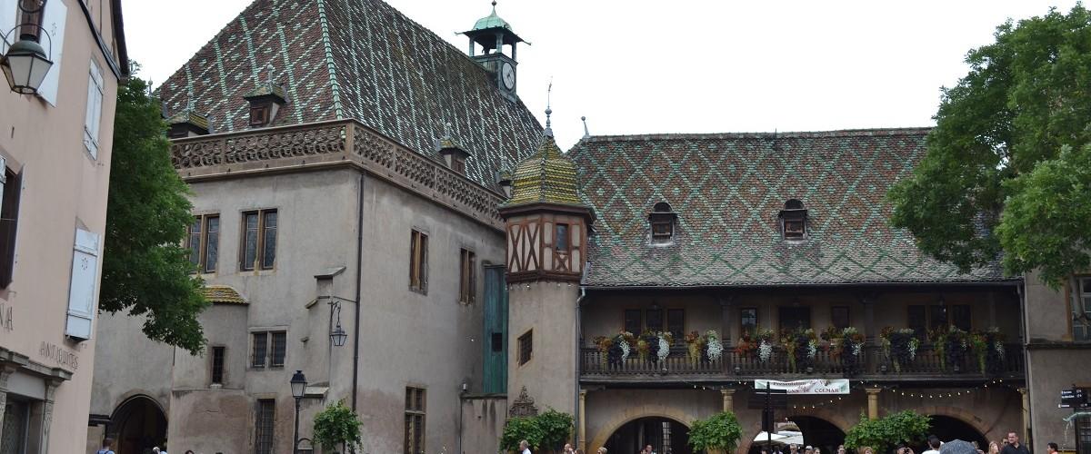 Visite du vieux Colmar