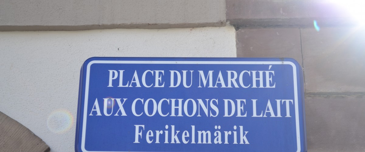Visite historique insolite à Strasbourg