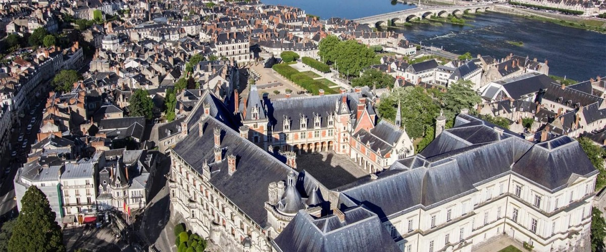 Visite Guidée Insolite de Blois !