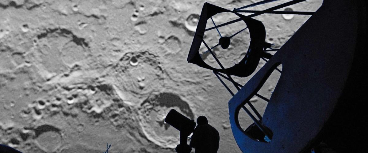 Observation de la voûte céleste à Ax 3 domaines