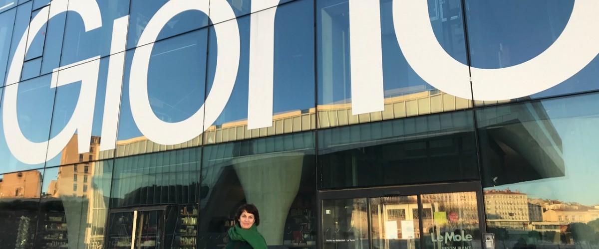 Balade Giono, Le Voyageur dans la ville, insolite et littéraire