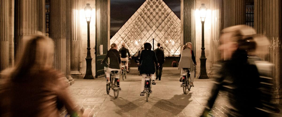 Lumières, Merveilles, Trésors et Secrets de Paris à vélo électrique