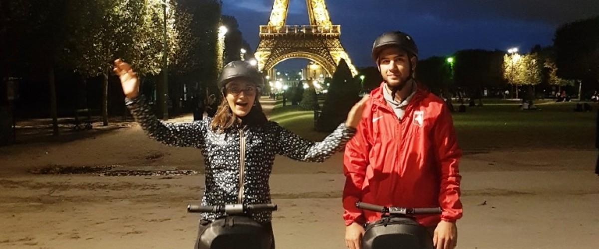 Découverte de Paris pour couple en segway