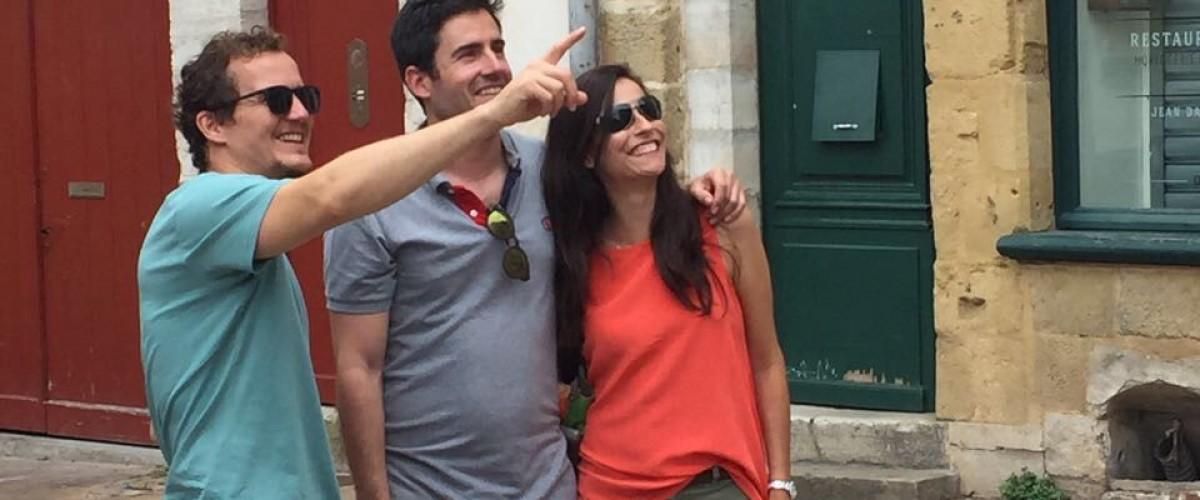 Visite privée de Bayonne aux côtés d'un guide passionné