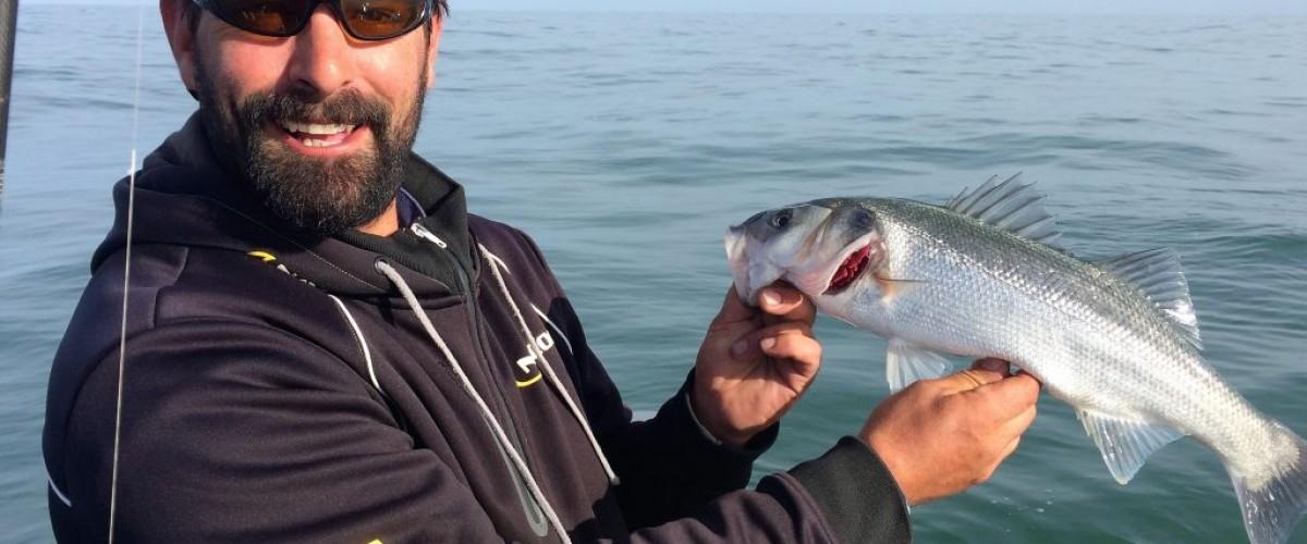 Sortie pêche initiation ou perfectionnement en Charente-Maritime