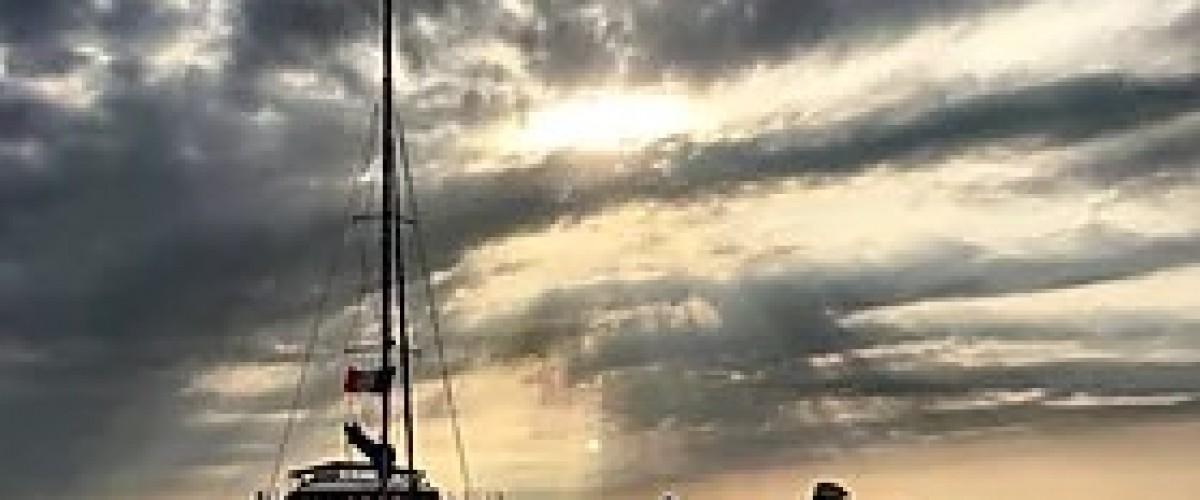 Balade en catamaran dans la Baie de Somme