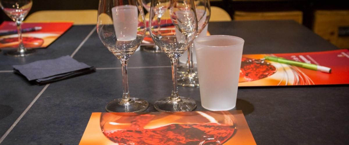 Initiation à la dégustation de vin à Lyon