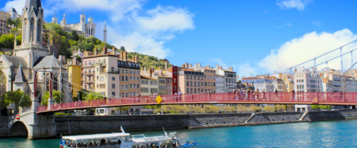 Visite de Lyon et ses Halles