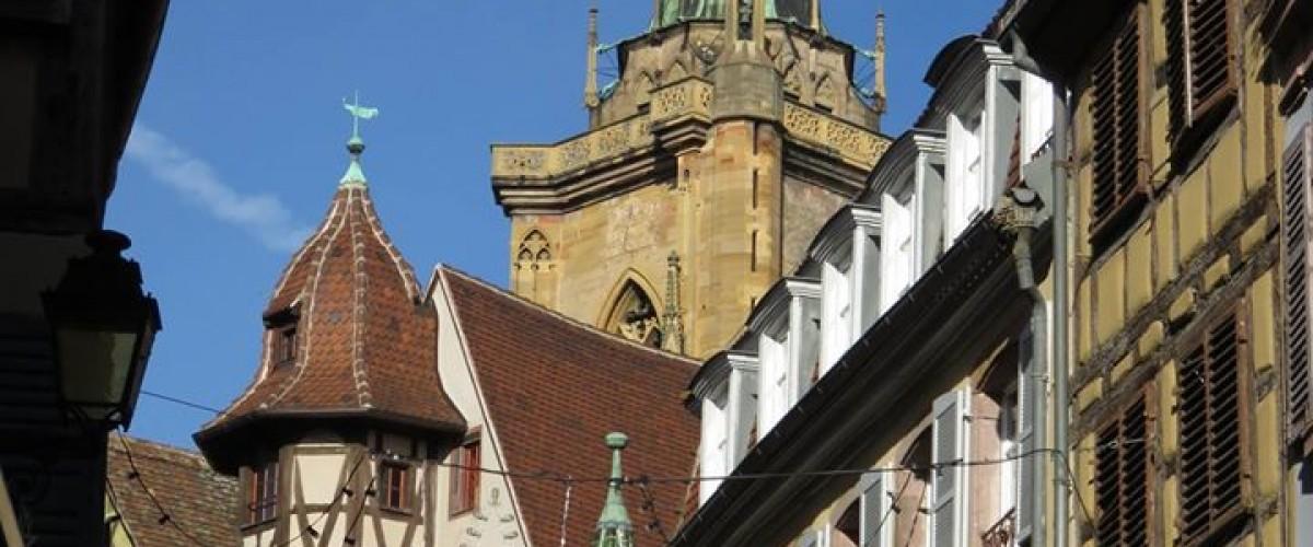 Visite découverte à Colmar
