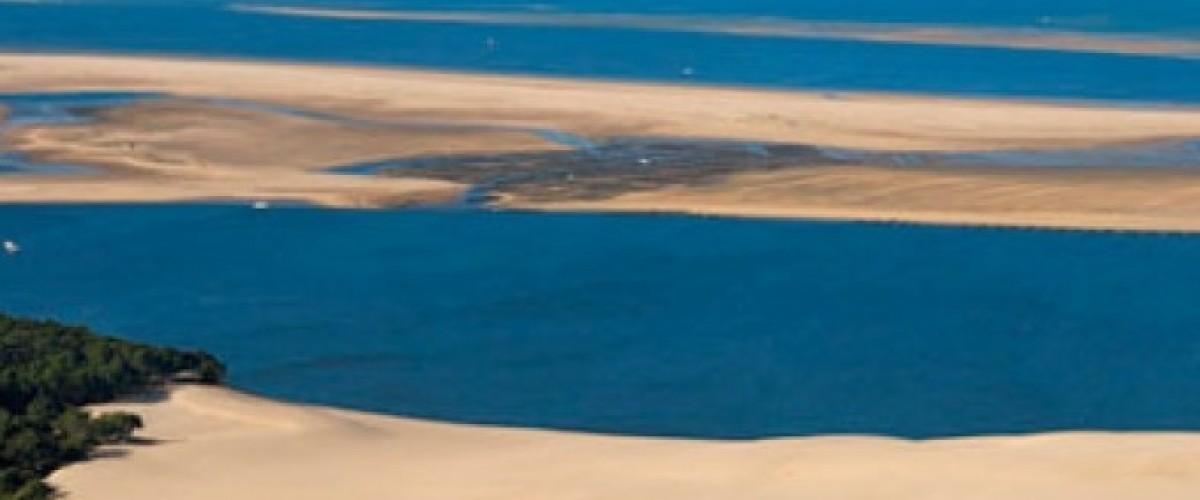 Vol Découverte en ULM au dessus du Bassin d'Arcachon