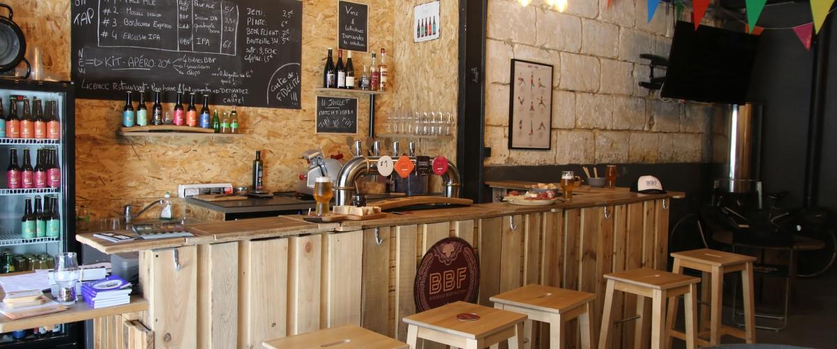 Visite et dégustation de bières bordelaises !
